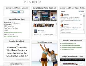 PressRoom by Newswire