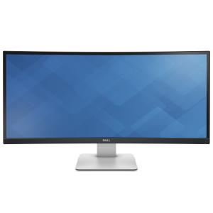 Dell-U3415W-Front
