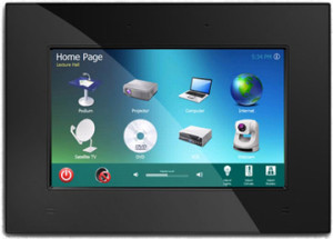HomeAutomationInWallTouchScreen