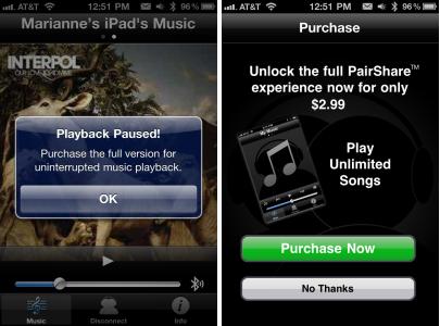 pairshare free app